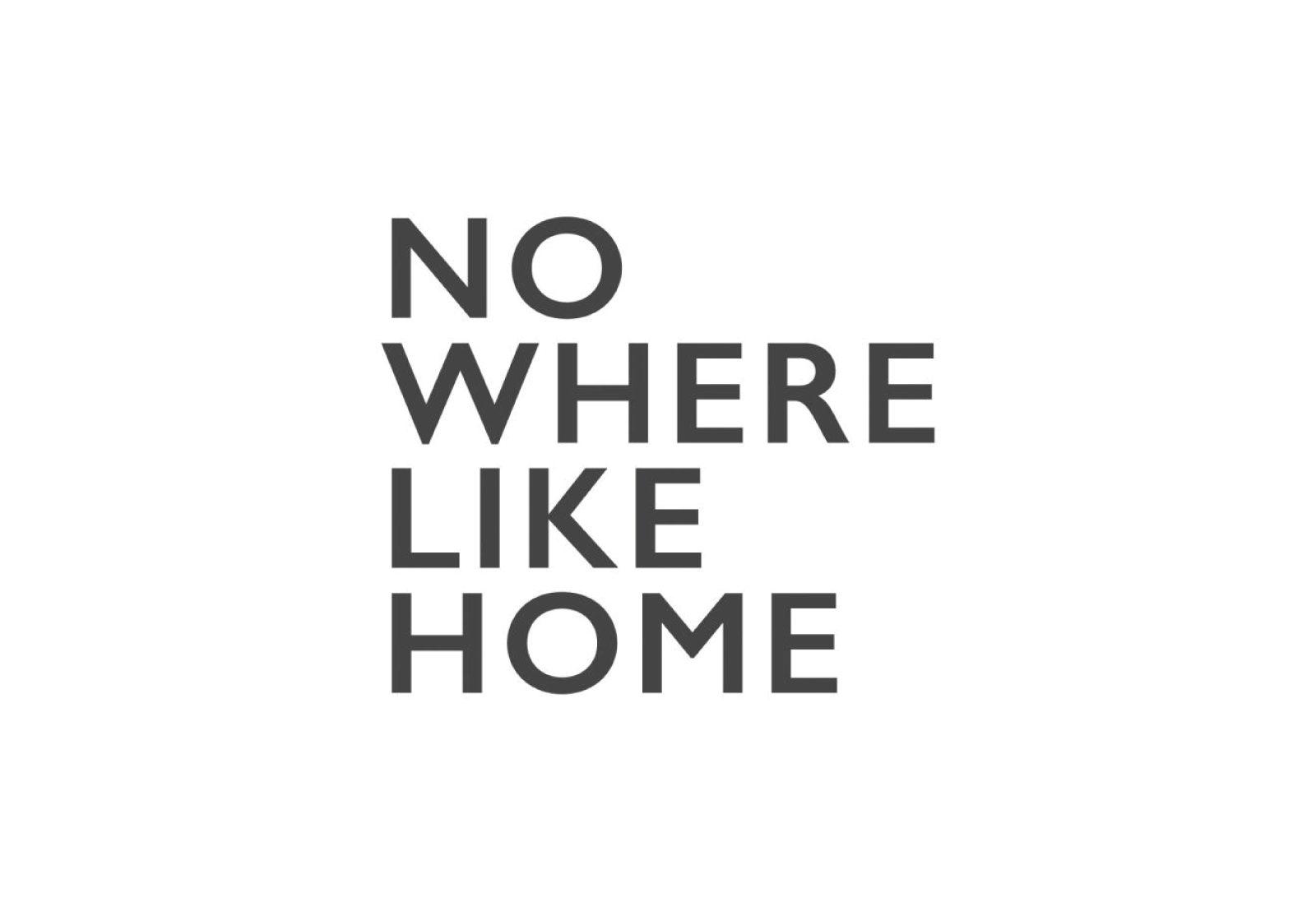 NOWHERE LIKE HOME 商品一覧