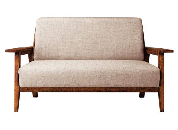 Two-seat sofa(fabric)